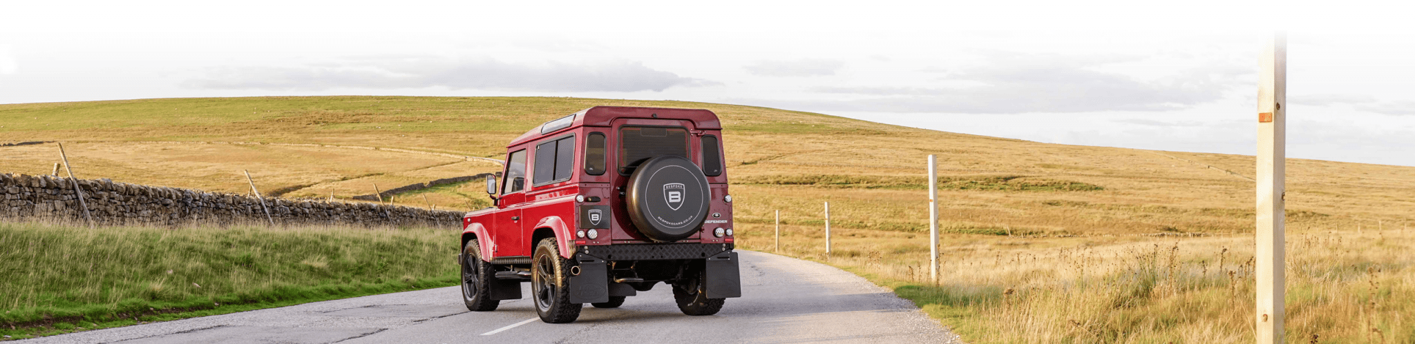 BESPOKE Defenders - Harrogate - North Yorkshire - HG32BX - Land Rover Defender Specialists