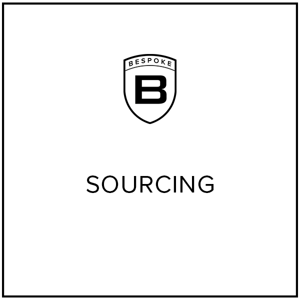 "Website Graphics Button ""Sourcing"""